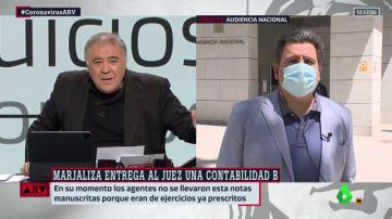 """David Marjaliza, sobre los supuestos pagos en B a PP, IU y PSOE: """"He recibido amenazas, pero mi respuesta son los libros contables"""""""