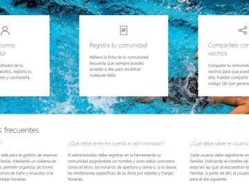 TurnoPisci, la herramienta para gestión de reservas en piscinas