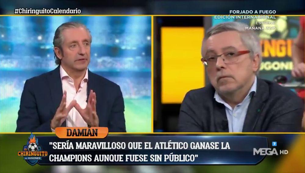"""¿Se reanudará la Champions League con público?: Pedrerol afirma que hay """"optimismo"""" en la UEFA"""