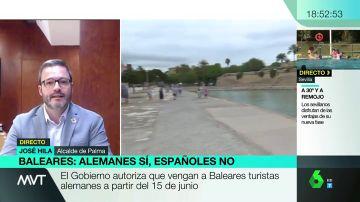 Ni españoles ni británicos: los alemanes serán los primeros turistas en pisar las islas Baleares