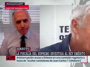 Anticorrupción señala a Álvaro de Orleans como testaferro que habría ocultado comisiones del rey Juan Carlos