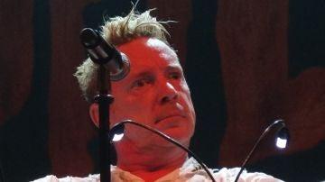 Imagen de archivo de Johnny Rotten.