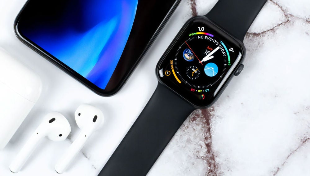 Airpods con Apple Watch