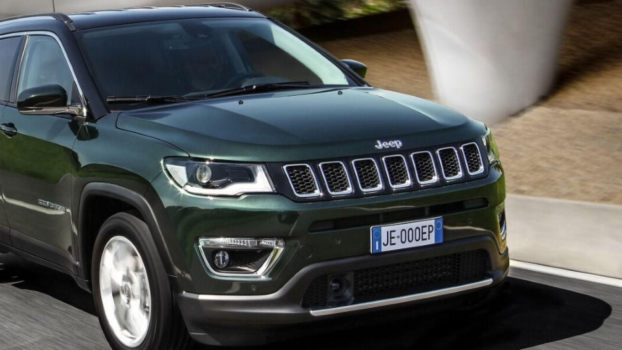 2021 Jeep Compass Configurations