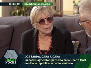 """Así recordaba Rosa María Sardà el tiro en la nuca de su abuelo: """"Lo mataron por ser republicano"""""""