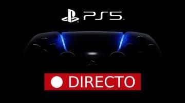 Presentación PS5: Así será el diseño y los videojuegos del futuro para la consola de Sony, en directo