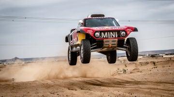 Carlos Sainz consiguió la victoria en el Dakar 2020