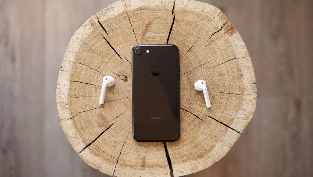 Opciones de accesibilidad con un iPhone