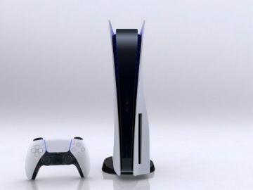 Diseño confirmado de PlayStation 5, la nueva consola de Sony