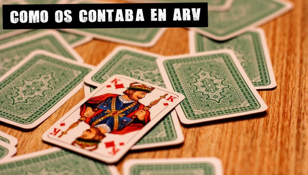 El rey en las cartas