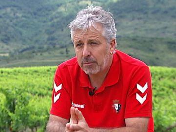 Félix Bariáin, viticultor y presidente de la Unión de Agricultores y Ganaderos de Navarra