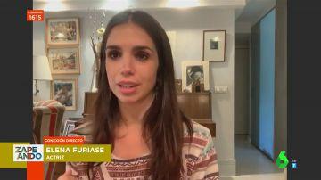 """Elena Furiase confiesa que es """"hipocondriaca"""": """"Por mi mente pasan mil enfermedades y veo peligro en todas partes"""""""