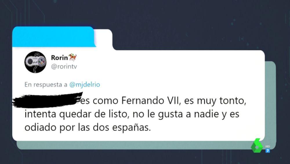 """Del """"cuando habla cambio de canal"""" al """"le odian las dos Españas"""": ¿a qué zapeador va dirigida cada crítica?"""