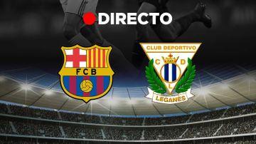 FC Barcelona- Leganés