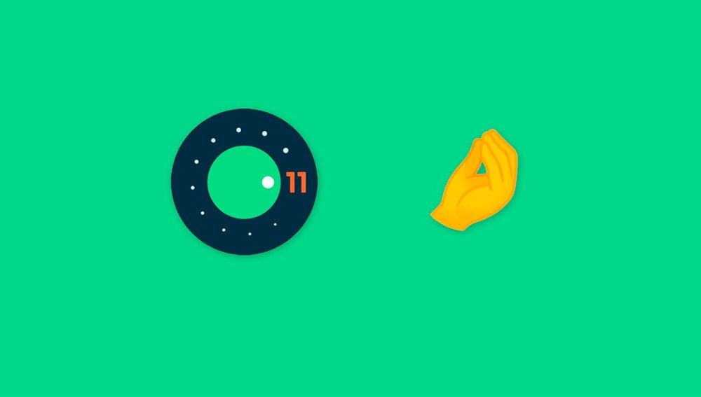 Emojis en Android 11