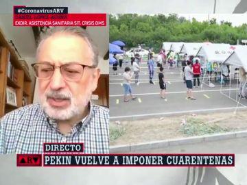 Daniel López-Acuña en ARV
