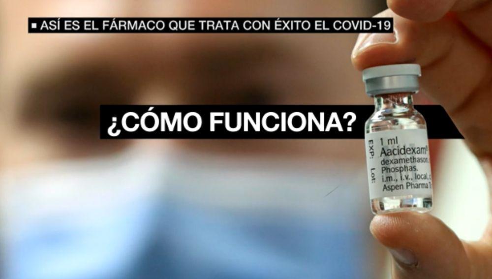 Dexametasona: así es el fármaco que trata con éxito el COVID-19