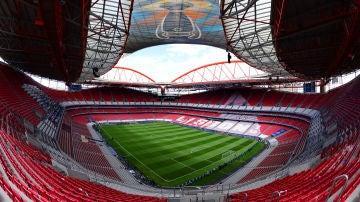 Estádio da Luz, en Lisboa