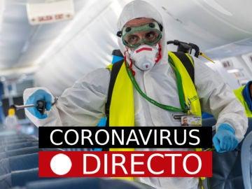 Coronavirus España hoy: Noticias de última hora de la fase 3, nueva normalidad y casos, en directo