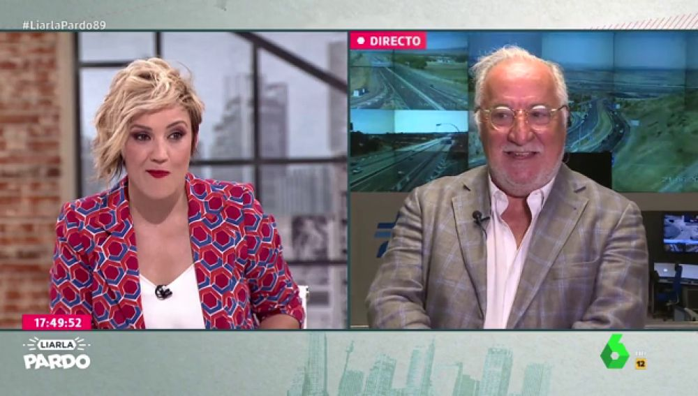 """Pere Navarro advierte de los riesgos en la nueva normalidad: """"Hemos sobrevivido a la pandemia no lo estropeemos en la carretera"""""""