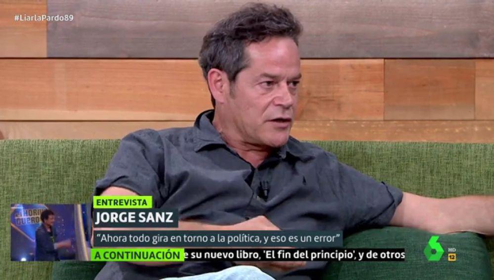 El alegato de Jorge Sanz a la concordia