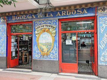 De vermús por Madrid