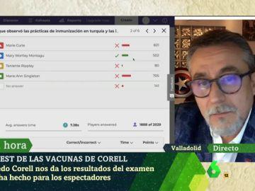 Las respuestas al test del inmunólogo Alfredo Corell: ¿cuál es el origen de la palabra 'inmune'? ¿Qué es la variolización?