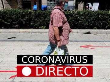 Última hora de la nueva normalidad por coronavirus en España hoy, en directo