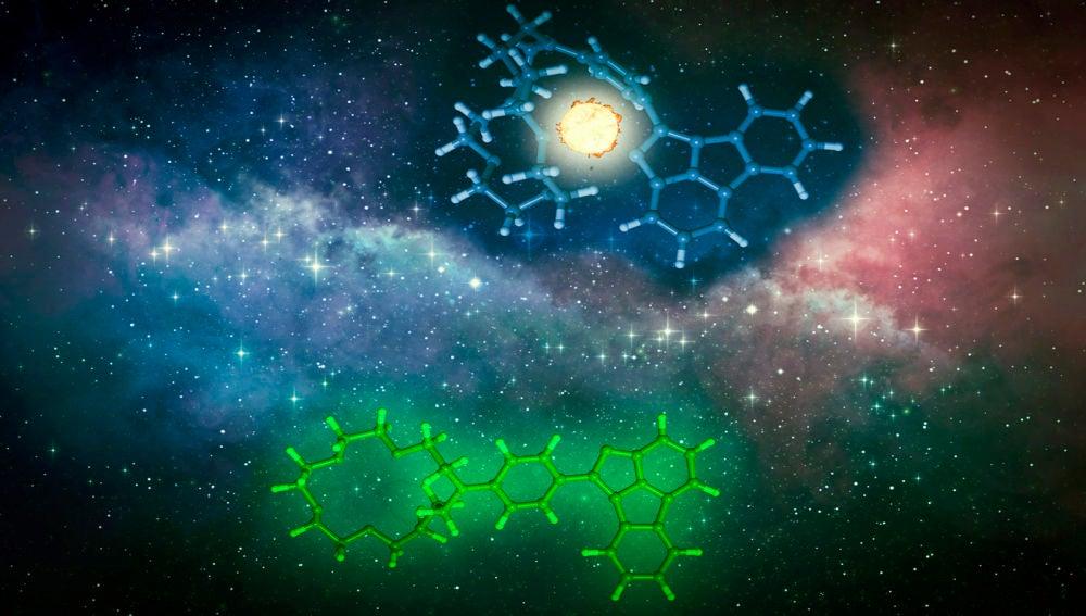 Nuevo sensor fluorescente para estudiar los neutrinos y el origen del universo