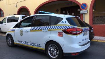Imagen de una patrulla de la Policía Local de Alcalá de Guadaíra