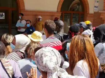 Un bulo sobre el Ingreso Mínimo Vital provoca aglomeraciones de inmigrantes para empadronarse en Huelva