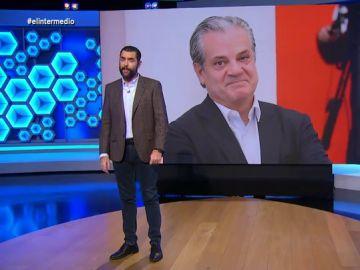 """Dani Mateo analiza las polémicas palabras de Marcos de Quinto contra Irene Montero: """"Se olvida de dejar el acta de bocachancla"""""""