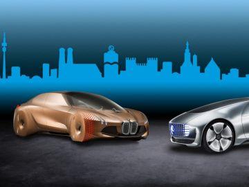 Acuerdo BMW y Mercedes-Benz