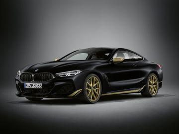 BMW 8 Series Golden Thunder