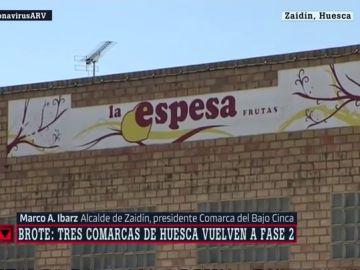 """Habla el alcalde de Zaidín tras retroceder a fase 2 por un rebrote: """"La gente se ha echado a la calle, no podemos echar todo al traste"""""""