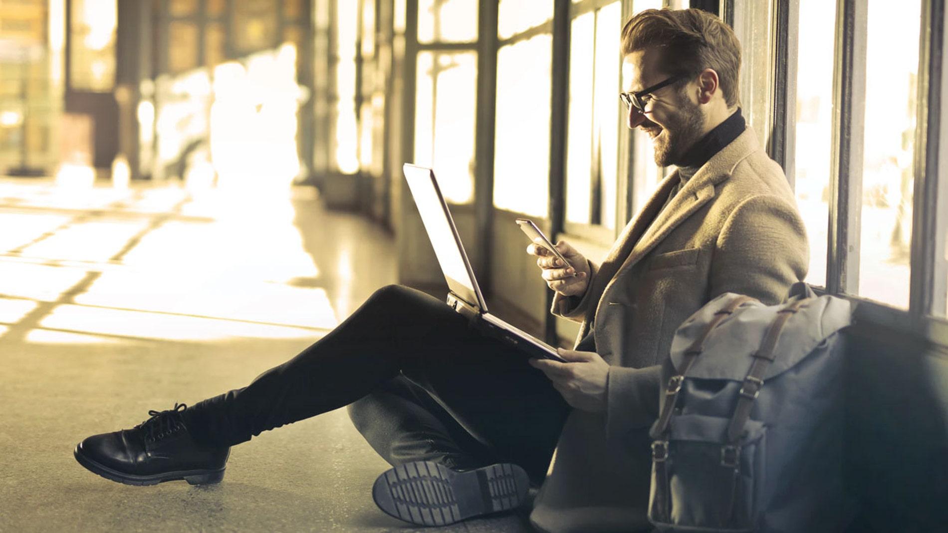 Comunicación entre ordenadores y móviles
