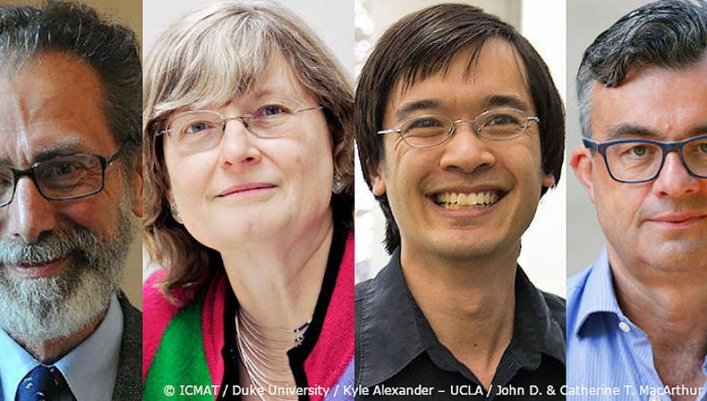 Cuatro matematicos ganan el Premio Princesa de Asturias de Investigacion Cientifica y Tecnica 2020