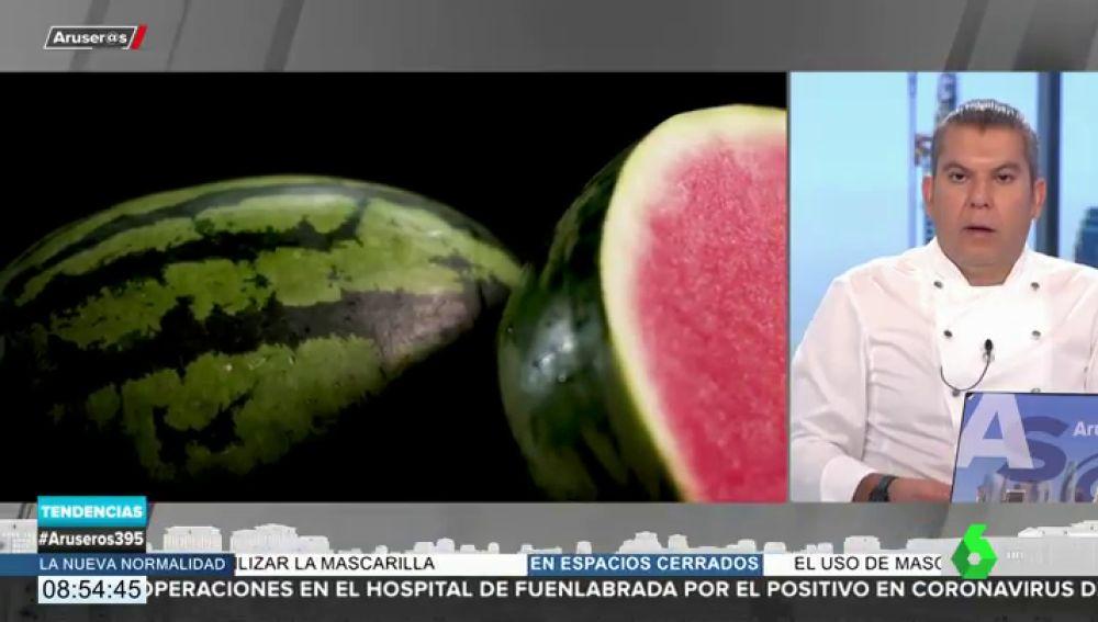 ¿Por qué no deberías comprar melones y sandías cortadas en el supermercado?