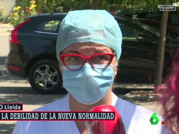 La residencia de Lleida relaciona el brote de coronavirus con la visita de los familiares en la desescalada