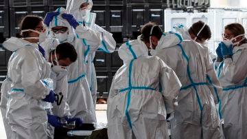 Brote de coronavirus en una industria cárnica de Alemania