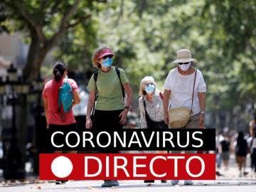 Coronavirus España hoy: La nueva normalidad, última hora de los casos, muertos y rebrotes, en directo