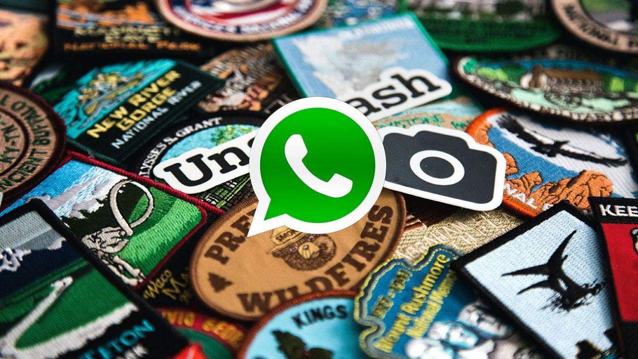 Los stickers de WhatsApp estrenan una función realmente útil