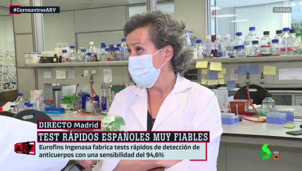 Un laboratorio español crea los test rápidos del coronavirus más fiables hasta el momento: pueden producir 250.000 a la semana