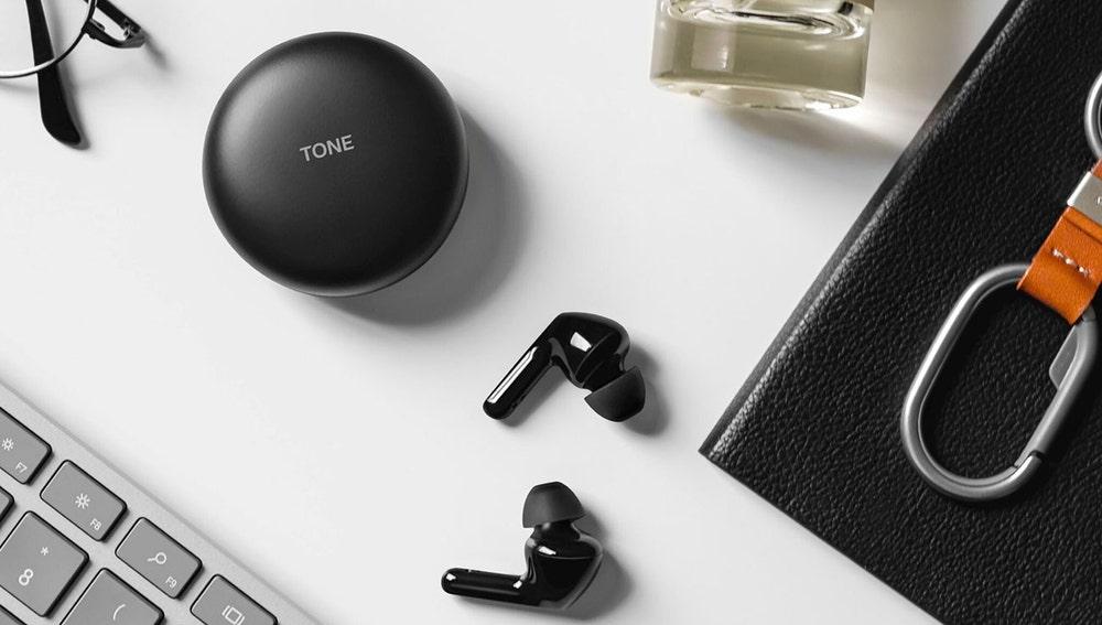 LG HBS-FN6 Tone Free