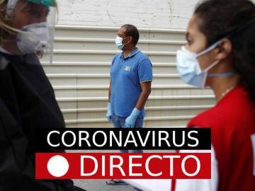 Decreto de la Nueva normalidad por el coronavirus en España hoy, casos, muertos, rebrotes y última hora, en directo