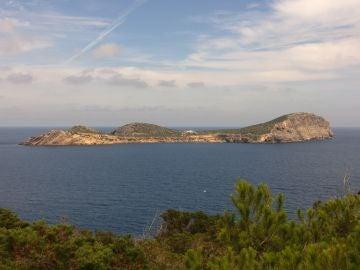 Isla privada en ibiza