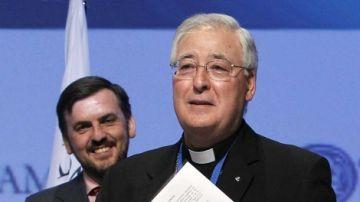 El obispo de Alcalá de Henares, Juan Antonio Reig