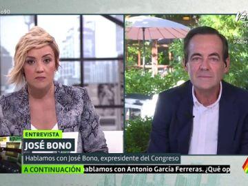 """""""Son unos trastornados"""": Bono critica la querella de Abogados Cristianos contra el 'escudo LGTBI' de la Guardia Civil"""