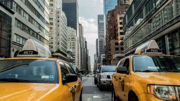 Taxis en Estados Unidos