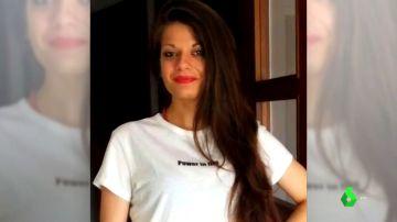 Nerea Añel, una joven de 27 años desaparecida en Ourense desde el 20 de enero